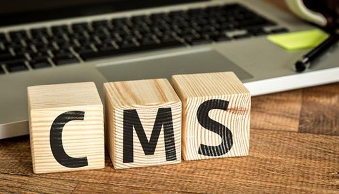 Content management Systems — CMS