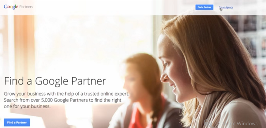 Google Partner Finder
