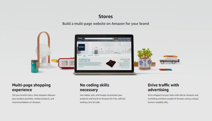 Amazon Advertising store