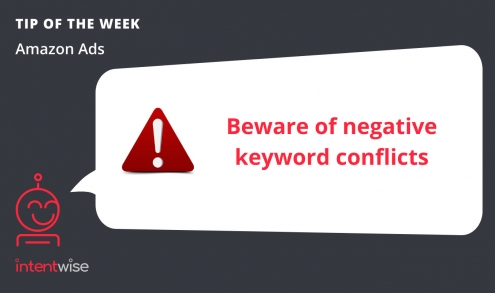 Tip of the week-Negative Keyword Conflicts