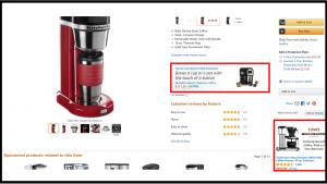 Amazon Sponsored Display product targeting
