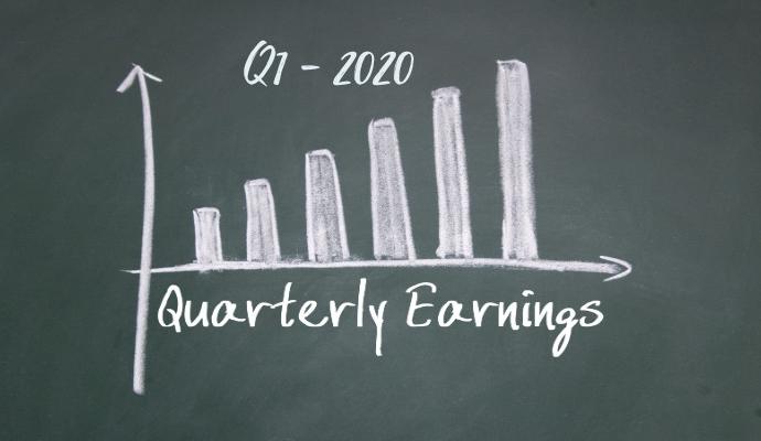 Amazon Quarterly earnings Q1 -2020