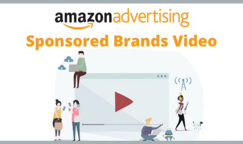 Image representing Amazon Sponsored Brands Video