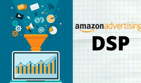 Image representing Amazon demand-side platform (DSP)