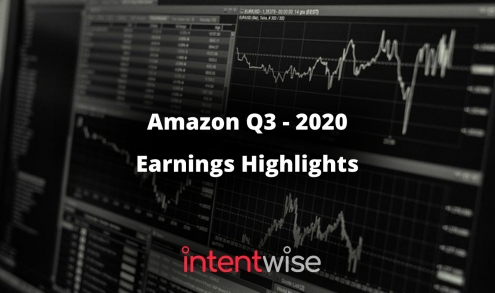 Amazon 2020 Q3 Earnings Highlights