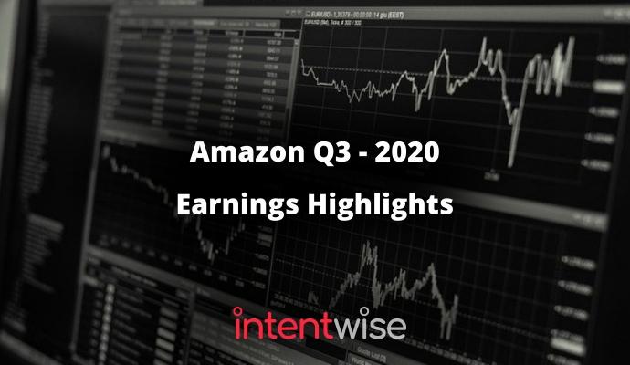 Amazon 2020 Q3 Earnings Highlights