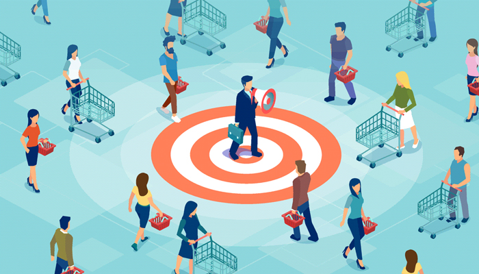 audience targeting with sponsored display ads